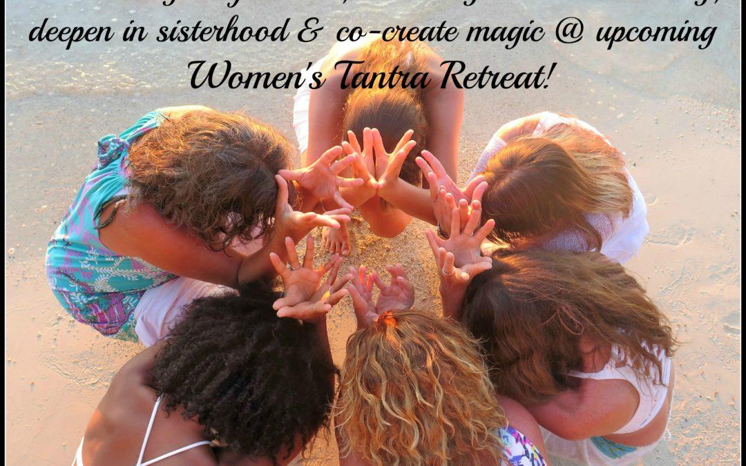 May 2017 – Women's Tantra Retreat